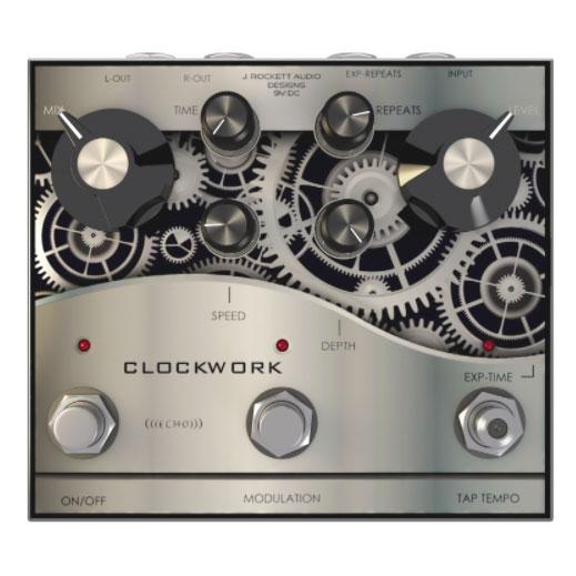 J. Rockett Clockwork