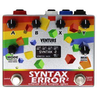 Alexander Pedals Syntax Error 2