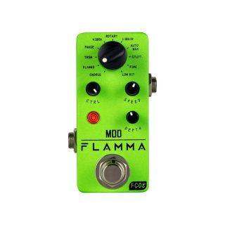 New Pedal: Flamma FC05 Mod Mini Multi-Modulation Pedal