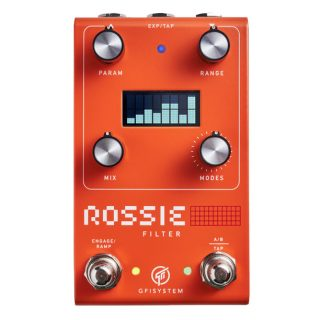 New Pedals: GFI System Rossie Filter