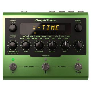 New Pedals: IK Multimedia X-Time Multi-Mode Stereo Delay