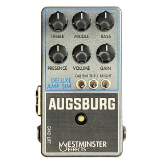 Westminster Augsburg Deluxe Amp Sim