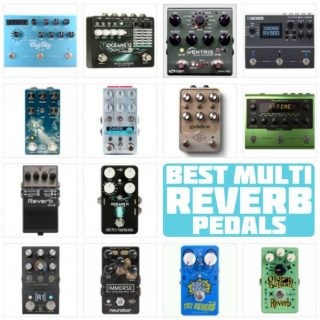 2021 UPDATE: Best Multi Reverb Pedals | Stereo and Mono
