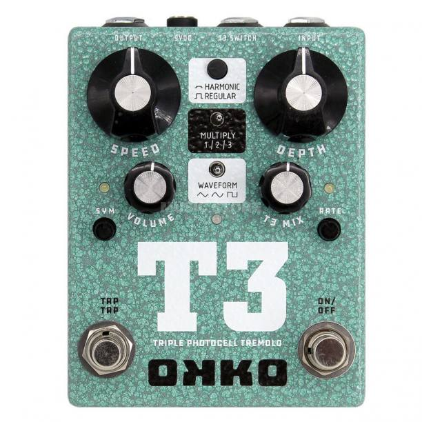 Okko FX T3 Tremolo