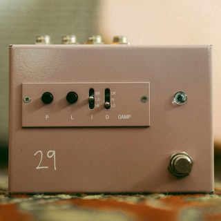 New Pedal: 29 Pedals OAMP Output Amp / Boost