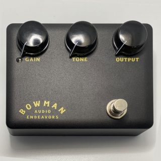 Bowman Audio Endeavors The Bowman Overdrive