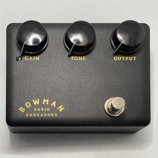 Bowman Audio Endeavors The Bowman