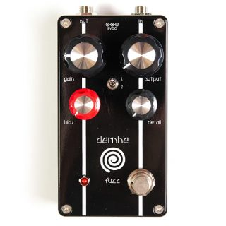 New Pedal: Spiral Electric FX Demhe Fuzz
