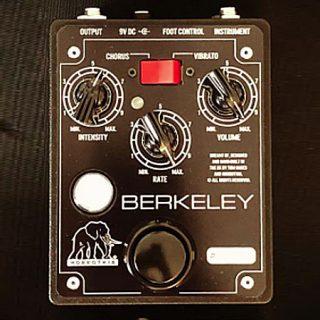 Upcoming Pedals: Horrothia Berkley Uni-Vibe