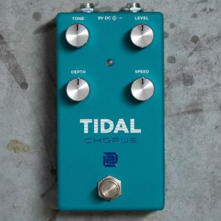 New Pedal: LPD Tidal Chorus