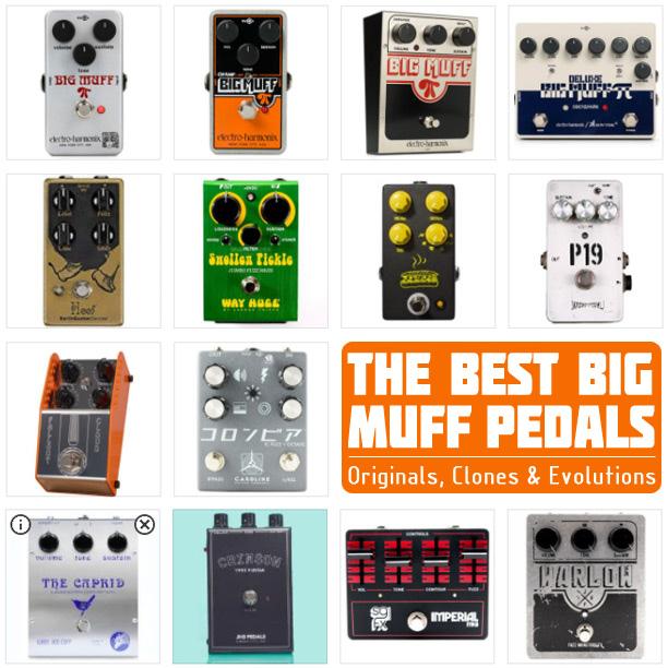 best muff pedals and clones