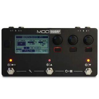 Mod Devices Dwarf Multi-FX + Amp Modeling Workstation