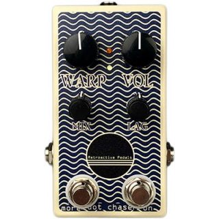 Retroactive Pedals Dot Chaser Cassette-Style Echo with Modulation