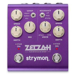 Strymon Zelzah Multi-Dimensional Stereo Dual Phaser