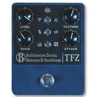 New Pedal: BSRI Audio TFZ Fuzz