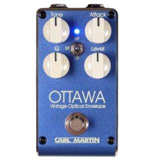 New Pedal: Carl Martin Ottawa Optical Envelope Filter