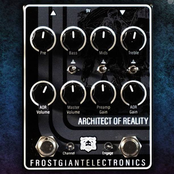 Frost Giant Electronics Architect of Reality