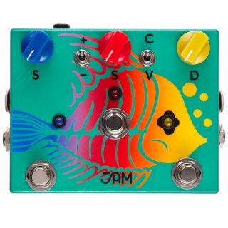 JAM Pedals Ripply Fall Chorus/Phaser/Vibrato