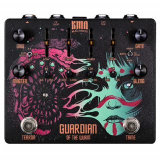 New Pedals: KMA Audio Guardian of the Wurm