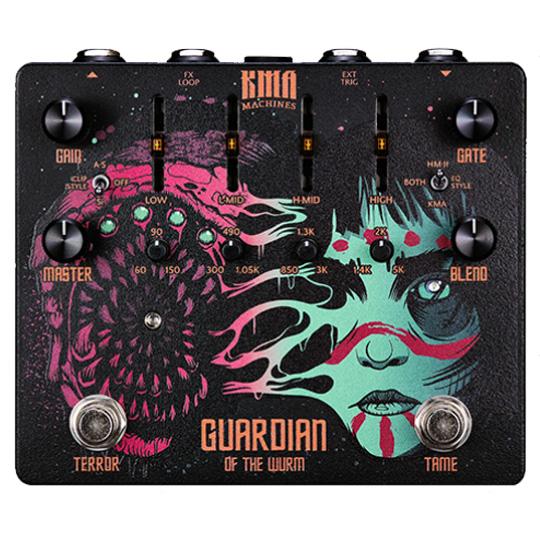 KMA Audio Guardian of the Wurm