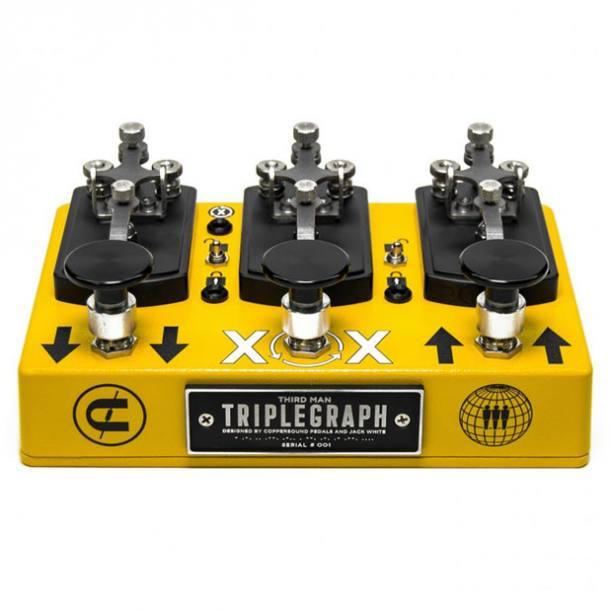 Third Man Coppersound Triplegraph