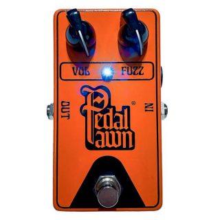 New Pedal: Pedal Pawn Fuzz Germanium LTD Edition