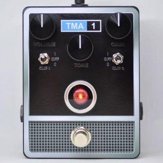 New Pedal: Acorn Amplifiers TMA-1 Fuzz