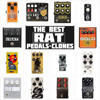 RAT Pedals and Best RAT Clones in 2021 | A Buyer's Guide
