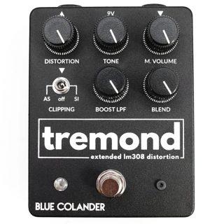 Blue Colander Tremond Distortion