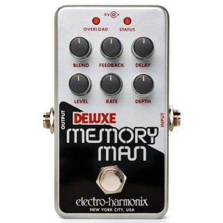 New Pedal: Electro-Harmonix Nano Deluxe Memory Man