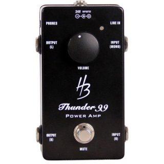 Harley Benton Custom Line Thunder 99 50W Stereo Amp