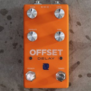 New Pedal: LPD Pedals OFFSET Delay