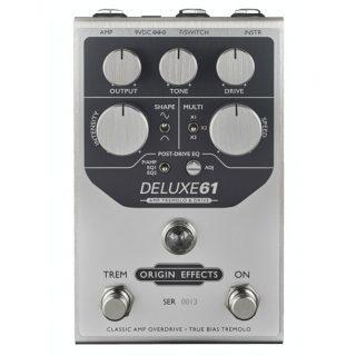 Origin DELUXE61 Drive+Tremolo (ex RevivalTREM)