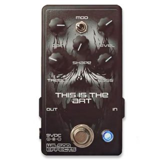 New Pedal: Wilson Effects This Is The Art