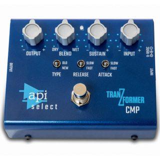 New Pedal: API Audio TranZformer CMP Compressor