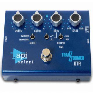 New Pedal: API TranZformer GTR
