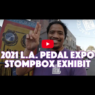 Video Coverage of the 2021 L.A. Stompbox Exhibit