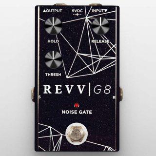 New Pedal: REVV G8 Noise Gate Pedal