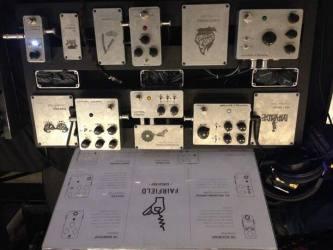 Fairfield Circuitry board