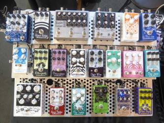 EarthQuaker Devices board 1