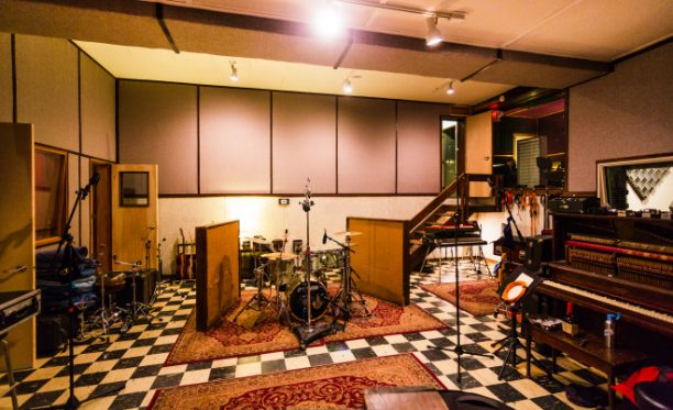 Dimension Sound Studios in Boston