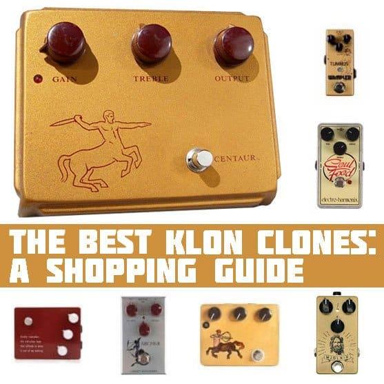 best klon pedals